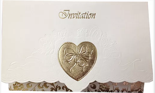A010-I Indian Wedding Card