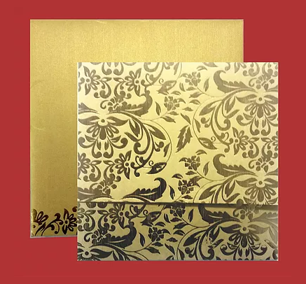 Best Indian Wedding Cards A037