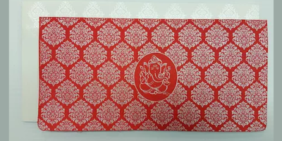 A054 Hindu Wedding Cards