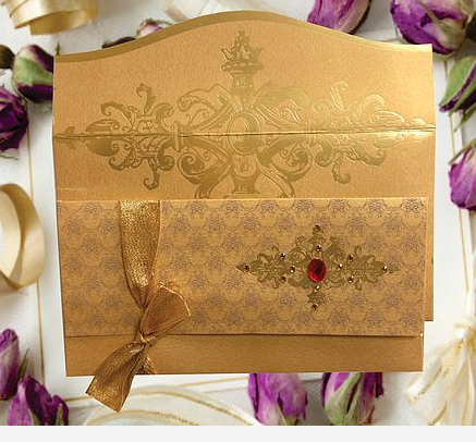 Desi Indian Wedding Cards H05